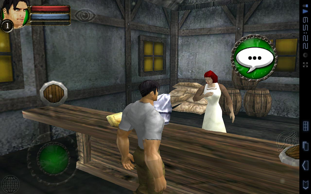 еарт энд легенд рпг игра на андроид русс