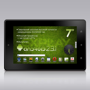 Explay MID-725 - 7-дюймовый планшет на Android