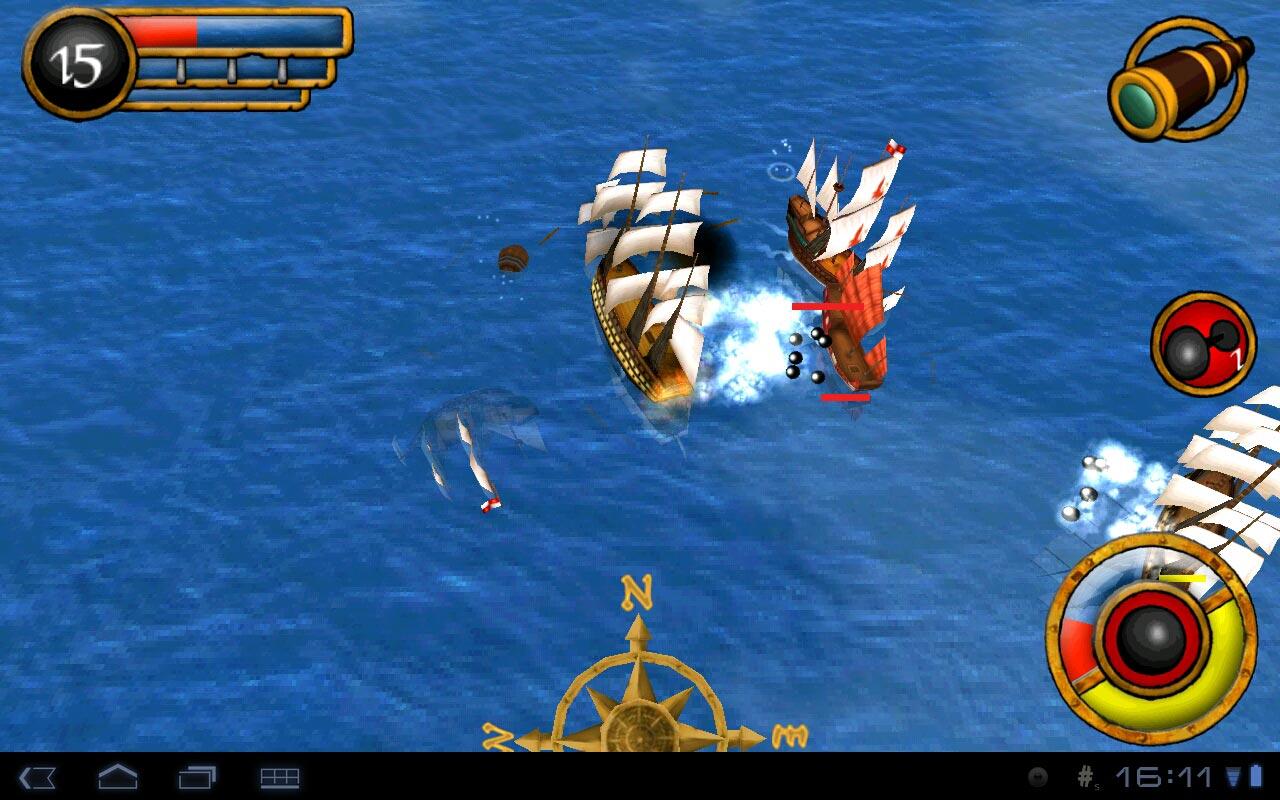 """Игра """"Age Of Wind 2"""" для планшетов на Android"""