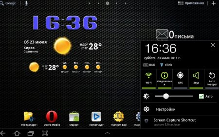 Virtuous Galaxy 1.0.7.1 Rus [Android 3.1] [dexter mod UNITY V8] [fguy, mdeejay, dexter] [20.09.2011], ���������� ��������� 3g USB �������