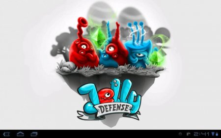 Jelly Defense (обновлено до версии 1.18)