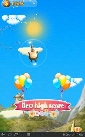 Donkey Jump версия 1.1.1
