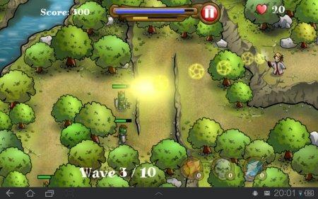 Magic Defenders HD v.1.3.4