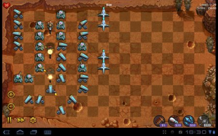 Base Defense версия 1.2