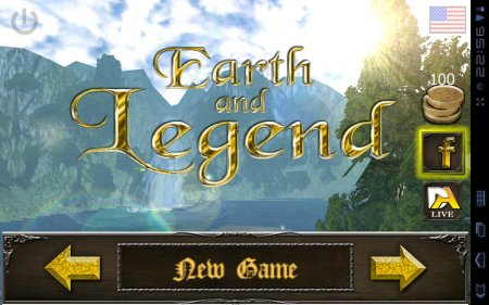Earth And Legend 3D (обновлено до версии 2.1.1)