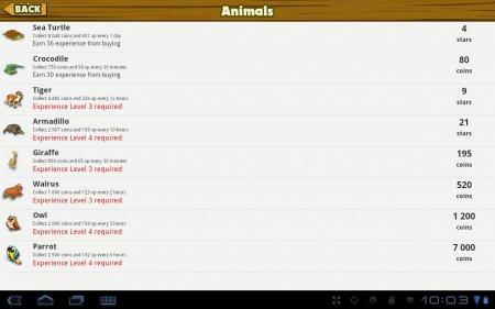 Tap Zoo версия 1.05