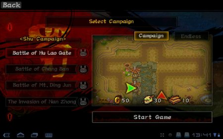 3 Kingdoms TD версия 1.3.3