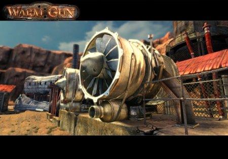 Warm Gun теперь и для девайсов на Tegra 2