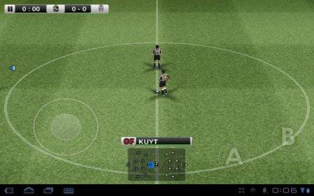 PES 2011 Pro Evolution Soccer (обновлено до версии 1.0.6)