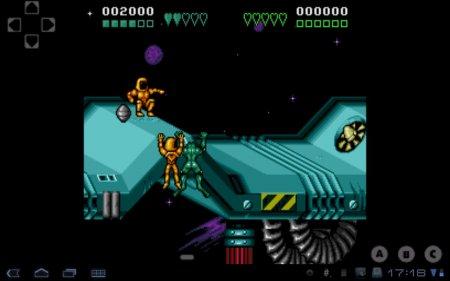 Gensoid v2.4.3 Эмулятор Sega Mega DriveGenesis