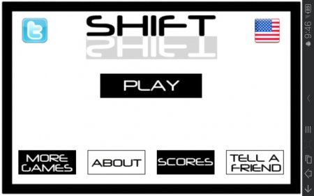 Shift Puzzle Game