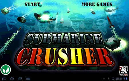 Submarine Crusher Free версия 1.0.3