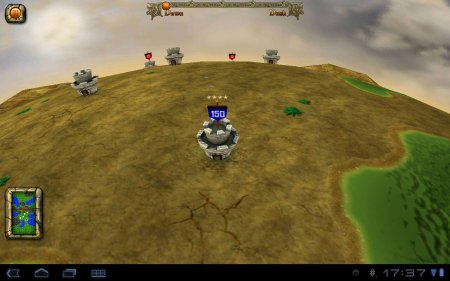 Castle Warriors версия 1.3