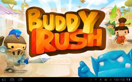 Buddy Rush Online