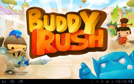 Buddy Rush Online версия 1.3.3