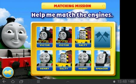 Thomas Game Pack v.1.1