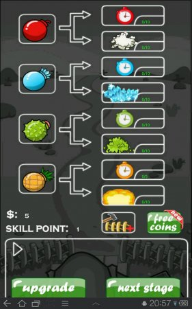 Bombs vs Zombies (Bomb Toss) v.1.0.5