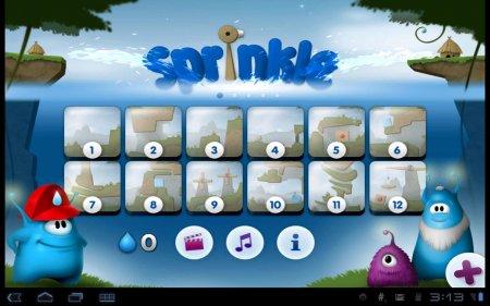 Sprinkle (обновлено до версии 1.7.2)