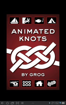 Animated Knots