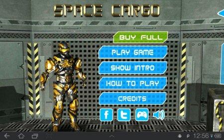 Space Cargo 351  Lite