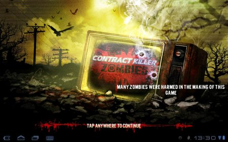 Contract Killer Zombies (��������� �� ������ 1.1.0) / Contract Killer Zombies (NR) (��������� �� ������  3.0.3)