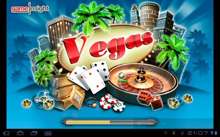 Rock The Vegas (обновлено до версии 1.1.1)