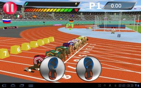 Summer Games 3D Lite версия 1.0