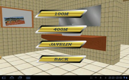 Summer Games 3D Lite версия 1.0