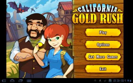 California Gold Rush! ������ 1.2.10