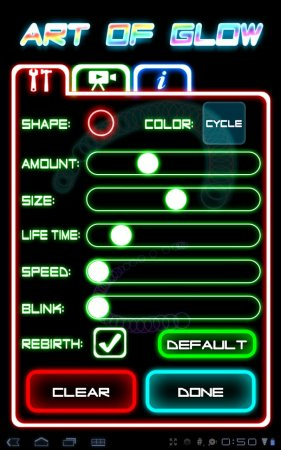 Art Of Glow версия: 1.0.1