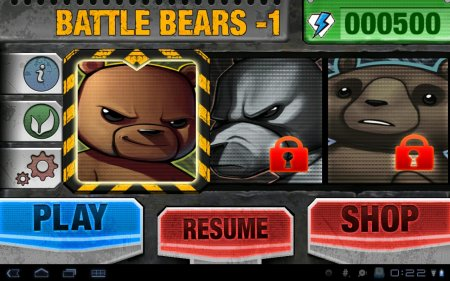 Battle Bears 1 HD