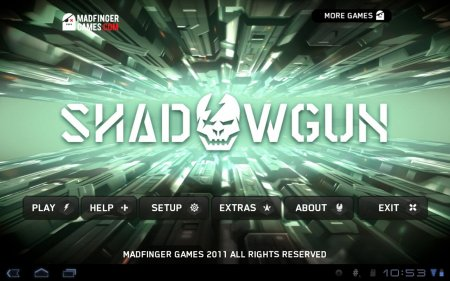 SHADOWGUN версия 1.0 (добавлена версия 1.0.2)