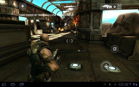 3D-шутер ShadowGun для планшетов на Android