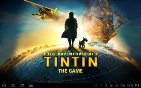 The Adventures of Tintin HD / Приключения Тинтина HD