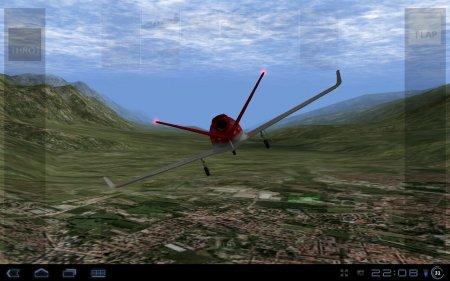 X-Plane 9 3D (обновлено до версии 9.75.2)