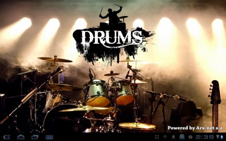 Drums HD free (обновлено до версии 1.2.1)