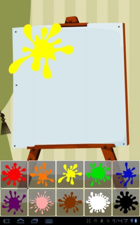 Учим Цвета версия: 1.0.1