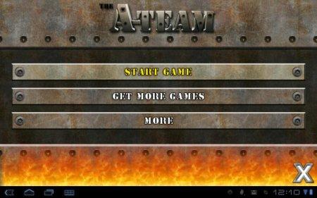 The A-Team версия 1.0