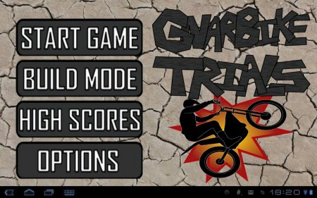 GnarBike Trials (��������� �� ������ 1.3.3)