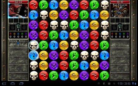 Puzzle Quest 2 (обновлено до версии 1.0.7) (полная версия)