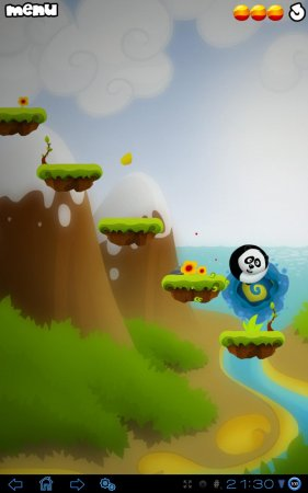 Roll in the Hole (обновлено до версии 1.0.6) [G-сенсор]
