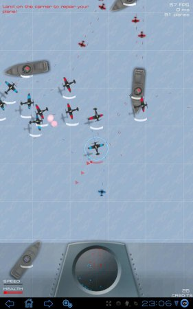 Roaring Skies Mobile Air Force версия 1.0