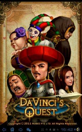 Da Vinci's Quest