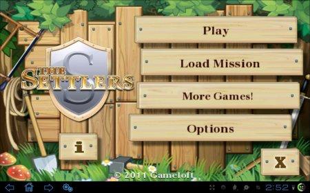 The Settlers HD версия 1.0