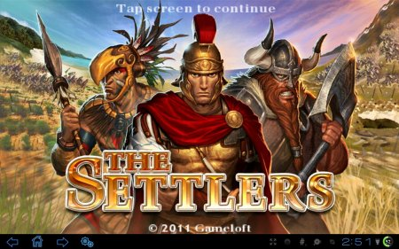 The Settlers HD ������ 1.0