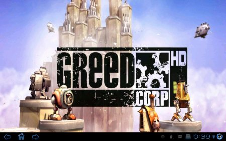 Greed Corp HD (обновлено до версии 1.1.3)