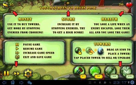 Fieldrunners HD (обновлено до версии 1.20)