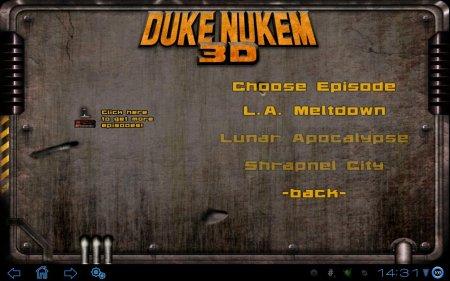 Duke Nukem 3D версия 1.0.6