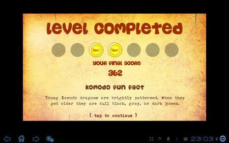 The Lost Komodo версия 1.0.4