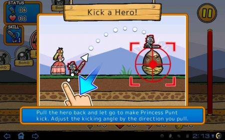 Princess Punt THD (обновлено до версии 1.1.5)